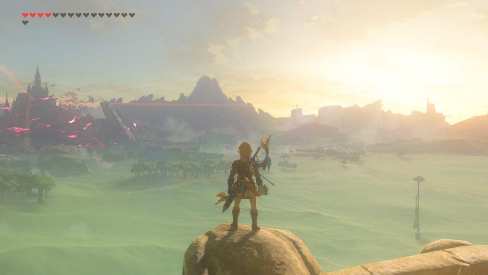 The Legend of Zelda: Breath of the Wild, Nintendo, 2017