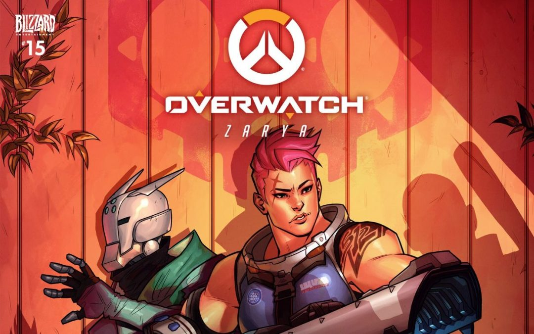 FCBD: Will Zarya Find What She is Really Looking for in Overwatch: Searching?