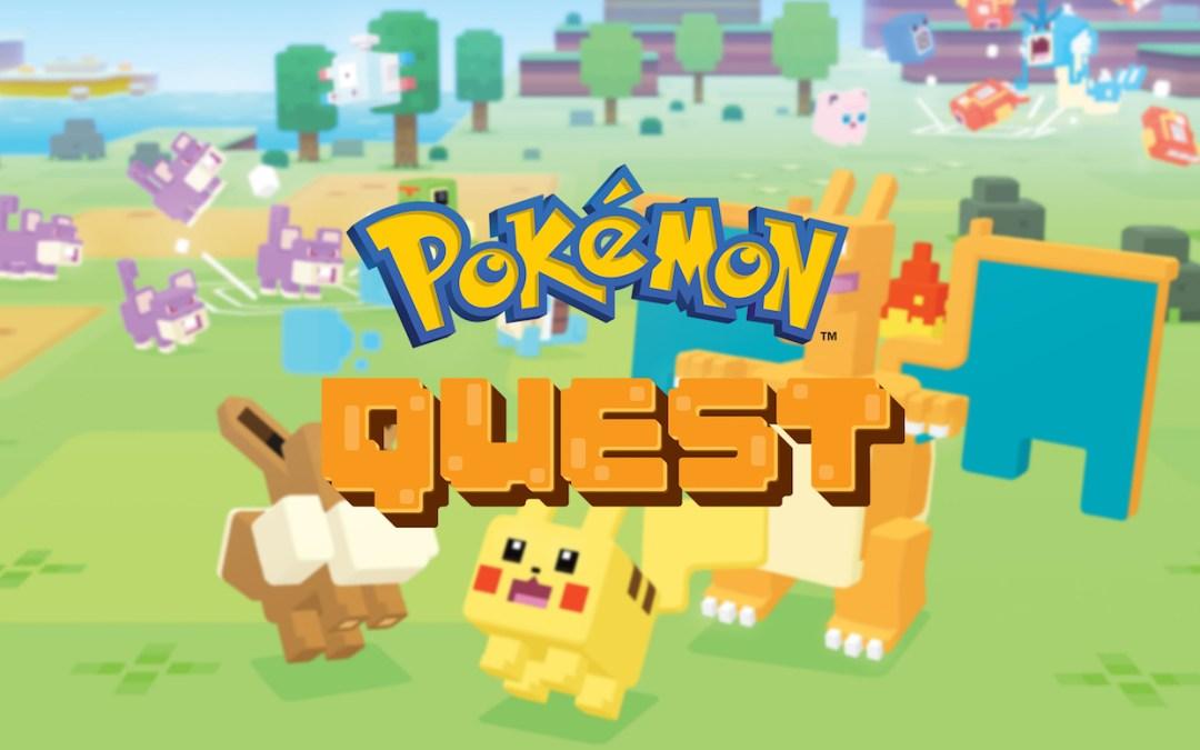 Review: Pokémon Quest Sure Is A Mobile Game