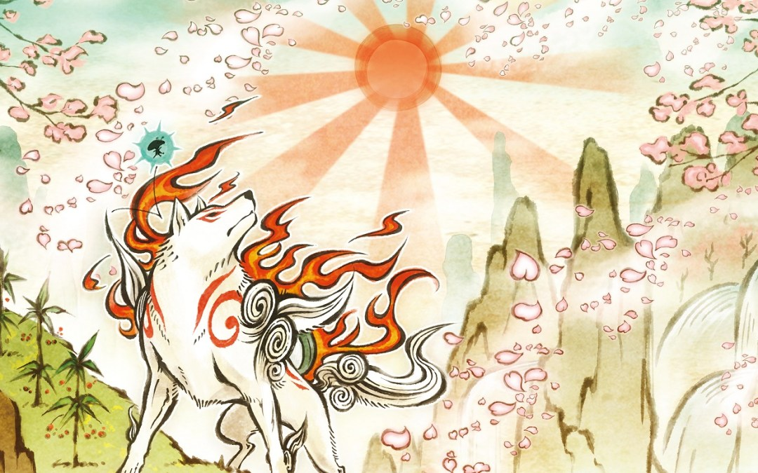 Cherry Blossoms and Busty Babes: Ōkami and Misogyny in Western Gaming Culture