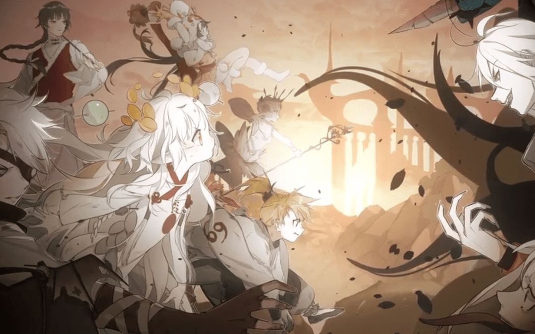 Fighting With Food: A Food Fantasy Review