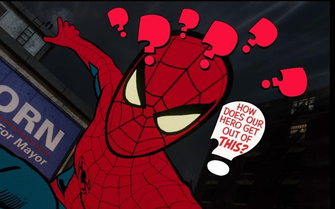 The Thin Blue Webline: Spider-Cops Are Bastards