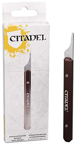 An image of Citadel's mouldline remover tool.
