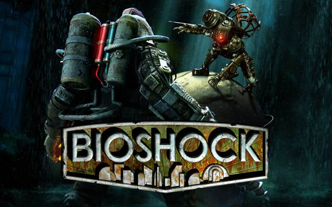 My First Game: BioShock