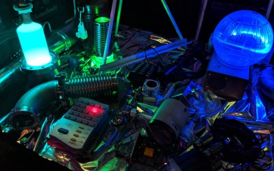 Exploring the Streets of Cyberpunk: Night City with Matthew Webb of Jackalope LARP