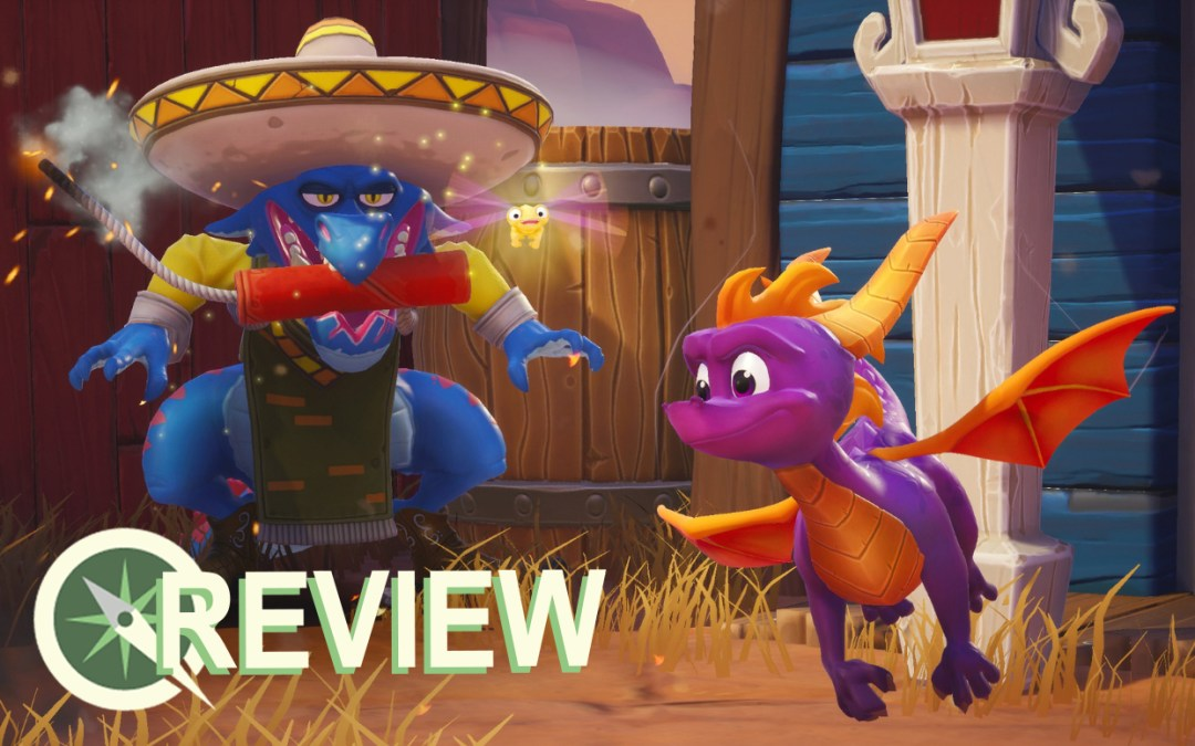 Spyro Reignited is a Joyous but Troubling Trip Through Childhood