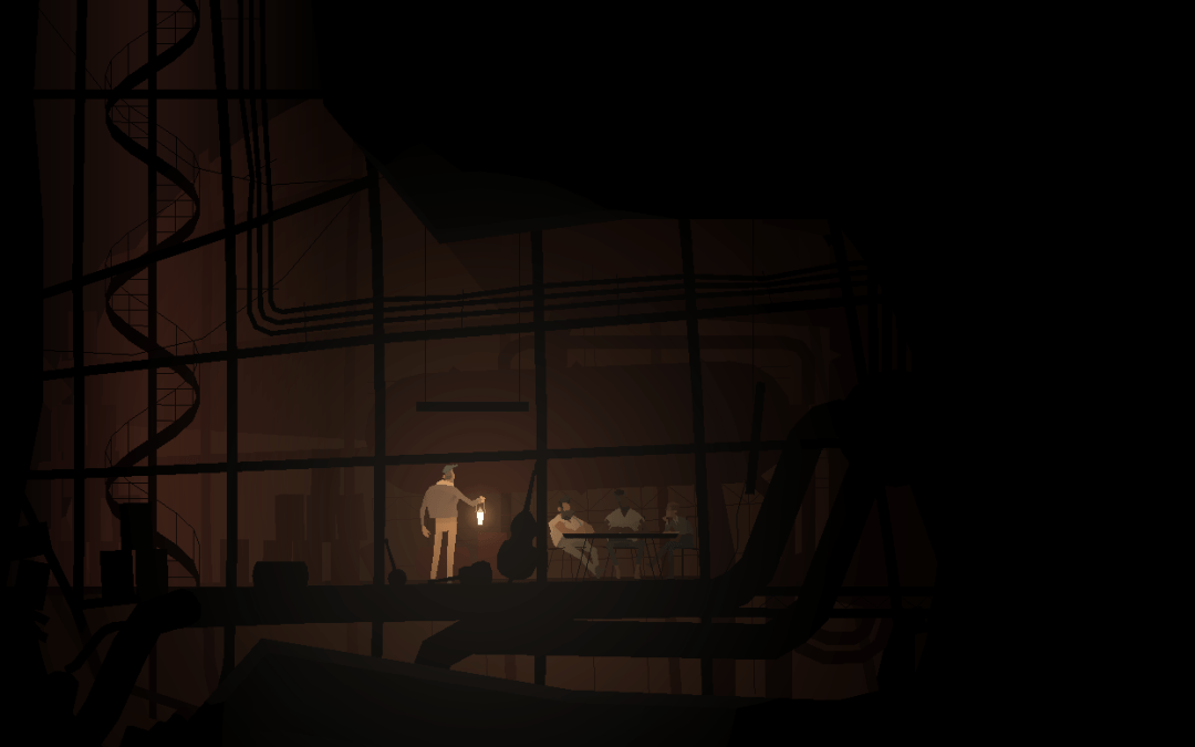 At Home with the Ghosts: Kentucky Route Zero's Reworking of Capitalist Space