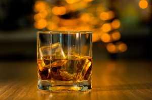 start drinking whiskey