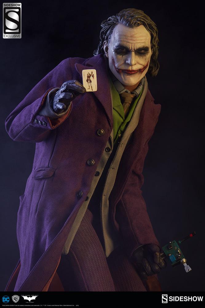 Dc Comics The Joker Dark Knight Premium Formattm