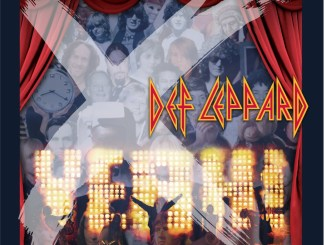 DEF LEPPARD RELEASE LIMITED EDITION BOX SET 'DEF LEPPARD - VOLUME THREE' TODAY- AVAILABLE NOW!