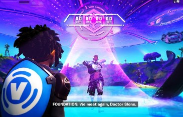 Fortnite's new timer counts down to the next event