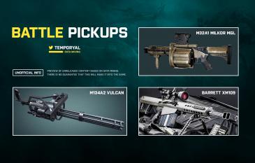 Battle Pickups might return in #Battlefield 2042