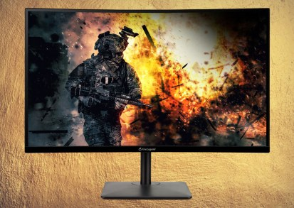 AOPEN UNVEILS AFFORDABLE LARGE DIAGONAL CURVED GAMING MONITOR AOPEN 27HC5RZ