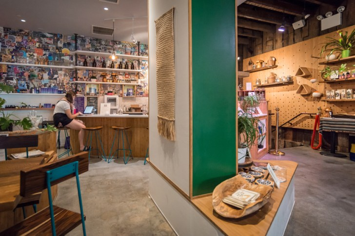 Alchemist Kitchen Manhattan Sideways