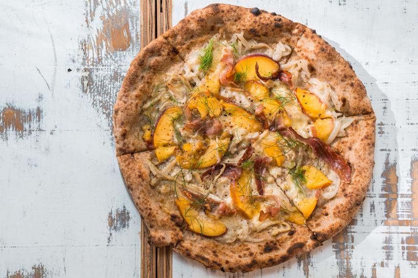 PizzArte  Manhattan Sideways