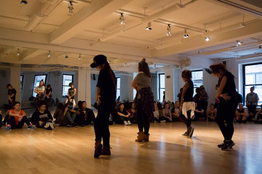 Broadway Dance Center  Manhattan Sideways