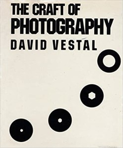 Book Cover: The Craft of Photography by David Vestal