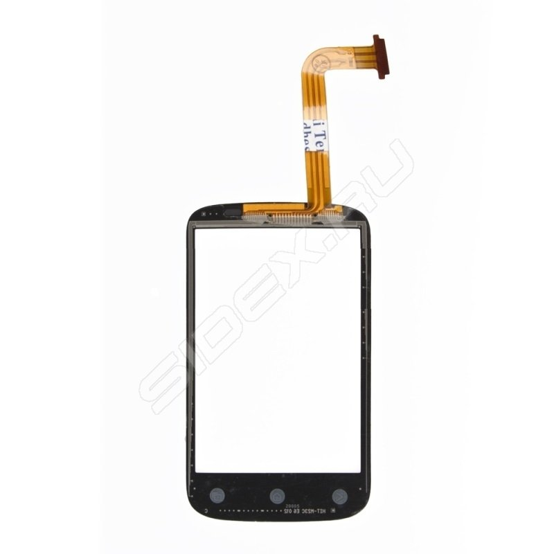 Тачскрин для HTC Desire C (черный) — купить по Убойной