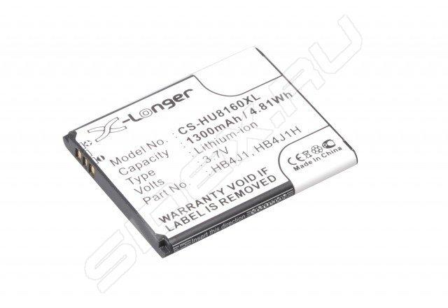Аккумулятор для Huawei C5800s, C8500, C8500s, МегаФон