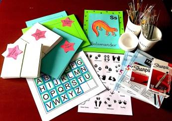 ABC kits - Teachers