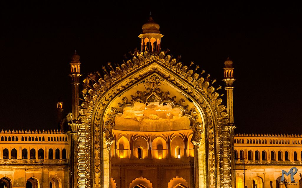 The Greatest Gates of India  Rumi Darwaza  The Nomadic