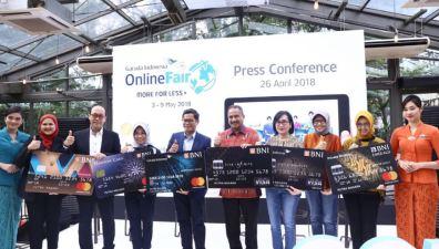 Menpar  Sinergikan Garuda Indonesia Online Travel Fair (GOTF) 2018 dengan  Program Hot Deals eb395ea12f