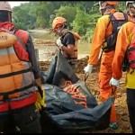 Tim SAR Gabungan Temukan Korban Banjir Bandang Sukabumi Meninggal Dunia