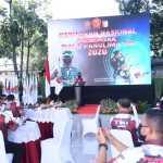 Kasum TNI : Kejuaraan Menembak Ajang Peningkatan Prestasi Atlet