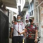 LMP Mada DKI Kembali Gelar Baksos Penyemprotan Desinfektan