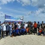 Gerakan Rehabilitasi Terumbu Karang Tahap I diluncurkan di Pulau Badul Pandeglang Banten