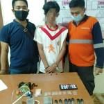Penyalahgunaan Narkotika, Seorang Pria Paruh Baya Diamankan Polsek Muara Muntai