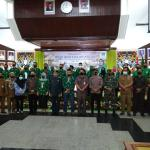 Soliditas TNI-Polri, Kapolsek Tenggarong Dan Danramil Hadiri Acara Pelantikan DPC Putri Kutai Kartanegara