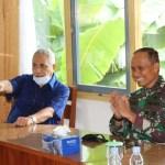 Wujudkan Papua Yang Aman dan Damai, Pangdam XVII/Cendrawasih Kunjungi Para Tokoh Agama