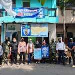 Polsek Tanjung Duren Monitoring Penyuluhan Vaksinasi Warga