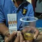 Polsek Tabang Kukar Amankan Satu Pelaku Penyalaguna Narkoba