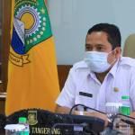 Arief : BOR RS Di Kota Tangerang Capai 52,54 Persen