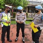 Upaya Pengawasan Personel, Propam Polres Kukar Gelar Gaktiblin