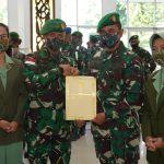 Pangdam Cenderawasih Pimpin Sertijab dan Tradisi Korps