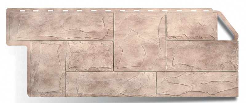 Панель гранит саянский 1134х474x23 мм