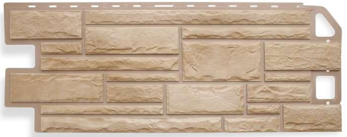 Панель камень Известняк размер: 1135х474x23 мм