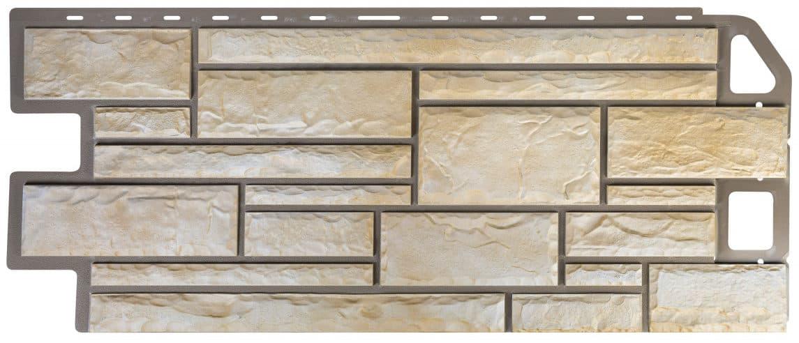 Панель камень Песчаник размер: 1135х474x23 мм по 435 руб