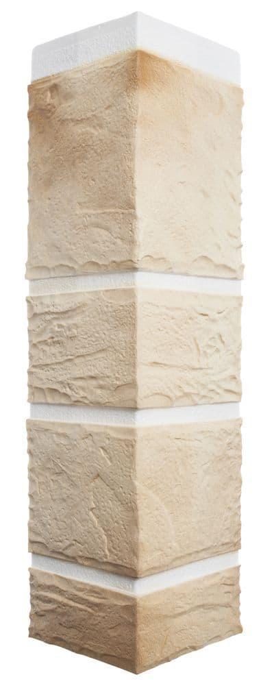 ружный угол камень Пражский 04 ☑️ размер 472x112x31мм