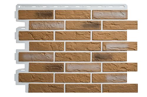 Кирпич рижский 03 размер панели: 795х591x21 мм