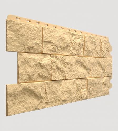 Фасадная панель Docke FELS Слоновая кость