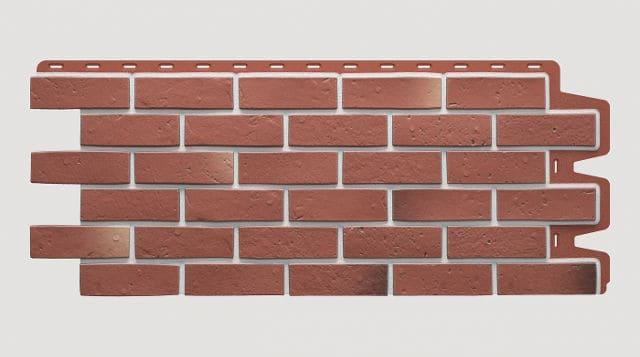 Фасадные панели Docke BERG Рубиновый 1015x434x17 мм