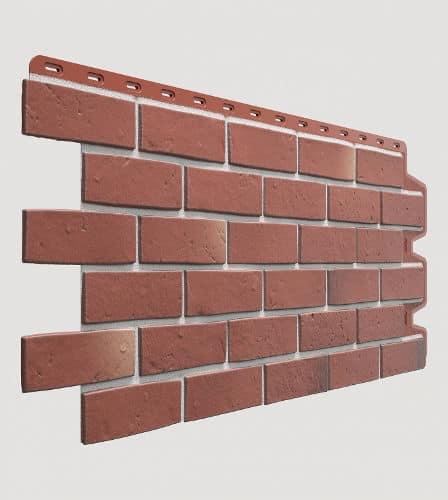 Фасадные панели Docke BERG Рубиновый