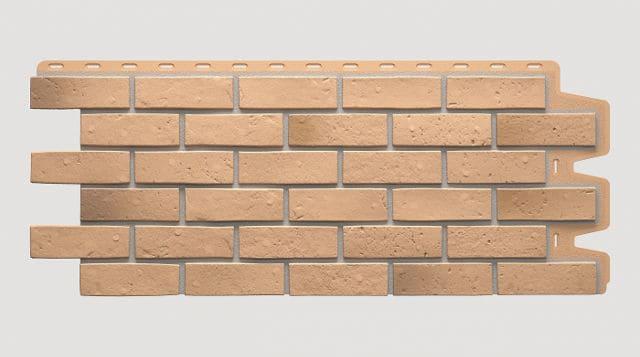 Фасадные панели Docke BERG Золотистый 1015x434x17мм