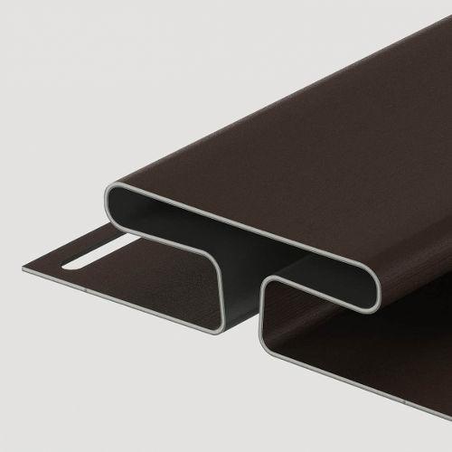 Docke H-профиль 13 мм Шоколад