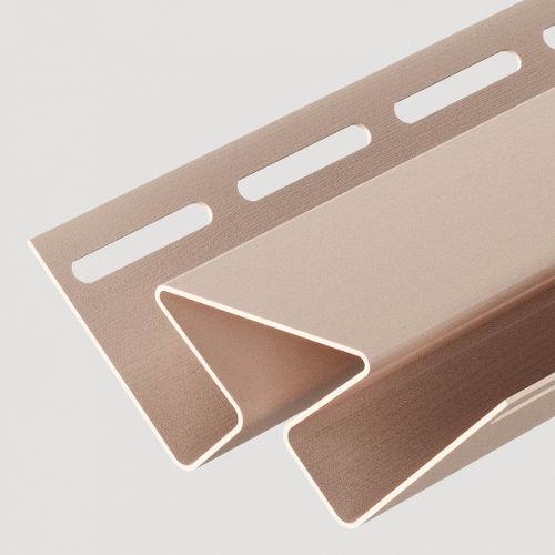 Docke Внутренний угол 16 мм Крем-брюле