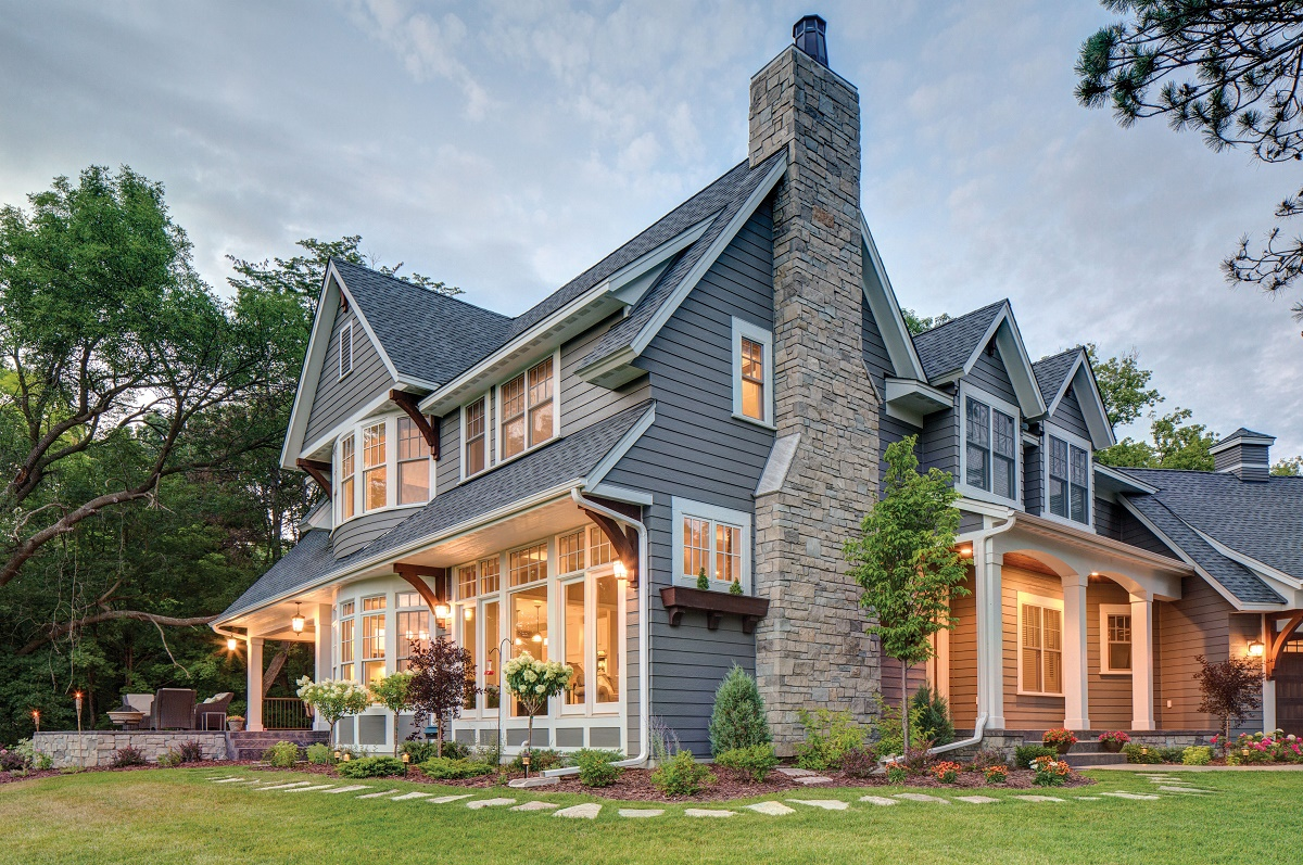 Stone Finish Siding Siding Replacement And Installation